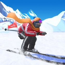 Ski Master Android Mobile Phone Game