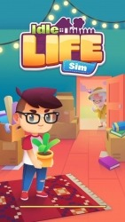 Idle Life Sim - Simulator Game Android Mobile Phone Game