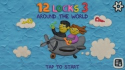 12 LOCKS 3: Around The World Android Mobile Phone Game