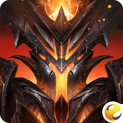 Deity Fallen Android Mobile Phone Game
