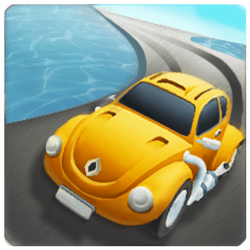 Drift Race Android Mobile Phone Game
