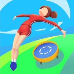 Flip Jump Stack! Android Mobile Phone Game