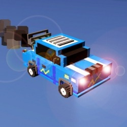 Crash Car - Go To Drift Android Mobile Phone Game