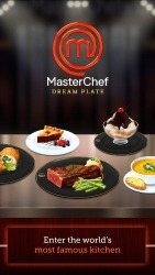 MasterChef: Dream Plate (Food Plating Design Game) Android Mobile Phone Game