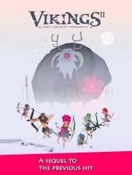 Vikings II Android Mobile Phone Game