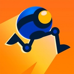 Rolly Legs Android Mobile Phone Game