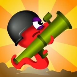 Annelids: Online Battle Android Mobile Phone Game
