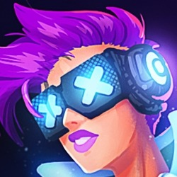 Gridpunk - 1v1 Cyberpunk Arena Rivals Android Mobile Phone Game