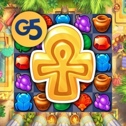 Jewels Of Egypt: Match Game Android Mobile Phone Game