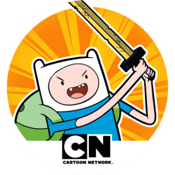 Adventure Time Heroes Android Mobile Phone Game
