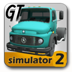 Grand Truck Simulator 2 Android Mobile Phone Game