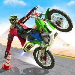 Bike Stunt 2 New Motorcycle Game - New Games 2020