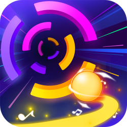 Smash Colors 3D - EDM Rush The Circles Android Mobile Phone Game