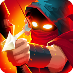 Stick Heroes: Arrow Master Android Mobile Phone Game