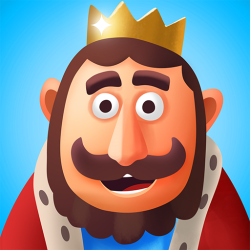 Idle King Tycoon Clicker Android Mobile Phone Game