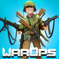 War Ops: WW2 Action Games