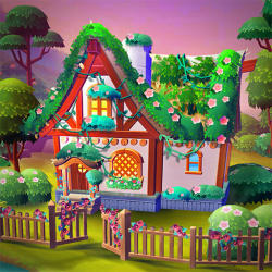 Big Farm: Home & Garden Android Mobile Phone Game