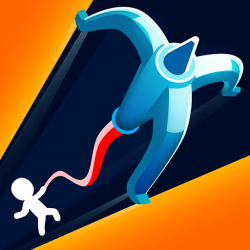 Swing Loops - Grapple Hook Race Android Mobile Phone Game