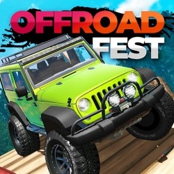 Offroad Fest - 4x4 SUV Simulator Game Android Mobile Phone Game