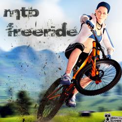 Mountain Bike Freeride Android Mobile Phone Game
