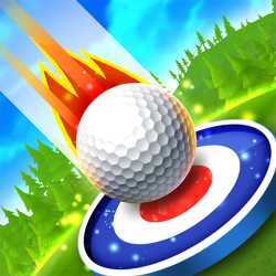Super Shot Golf Android Mobile Phone Game
