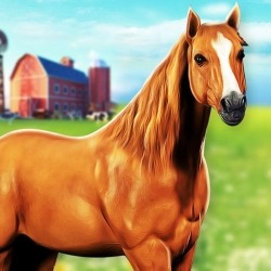 Rival Racing: Horse Contest Android Mobile Phone Game