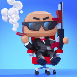 Gun Chair Android Mobile Phone Game