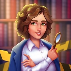 Jane's Detective Stories: Mystery Crime Match 3