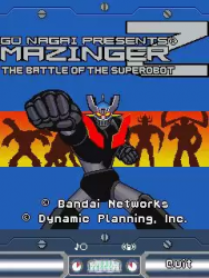 Mazinger: The Battle Of The Superobot