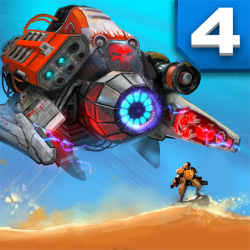 Defense Legend X: Sci-Fi Tower Defense