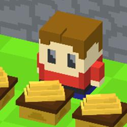 Gold Hunter - Sliding Puzzle Game