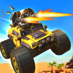 Battle Cars: Monster Hunter