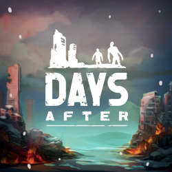Days After: Zombie Games. Killing, Shooting Zombie