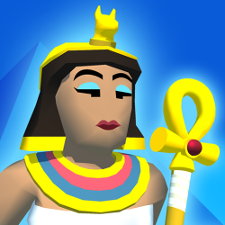 Idle Egypt Tycoon: Empire Game