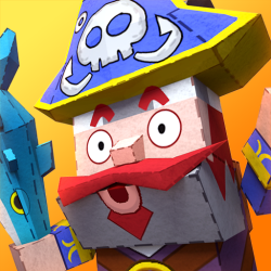 Paper Heroes Sky Pirates