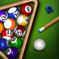 Shooting Pool-relax 8 Ball Billiards