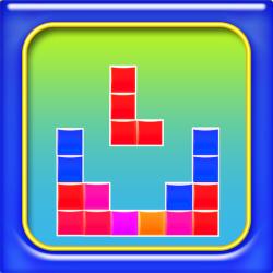 Tetra Block Blitz Puzzle