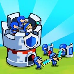 Save The Kingdom: Merge Towers