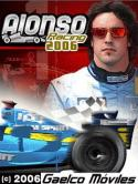 Alon Racing Game for Java Mobile Phone