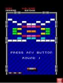Arkanoid Game for Java Mobile Phone