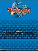 BeyBlade GRevolution Java Mobile Phone Game