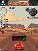 Cars Game for Java Mobile Phone