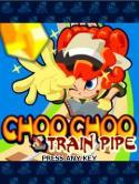 Choo Choo Train Pipe Game for Java Mobile Phone