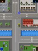 City Auto Game for Java Mobile Phone