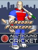 Freddie Flintoff All Round Cricket Java Mobile Phone Game
