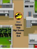 Jurassic Park Java Mobile Phone Game