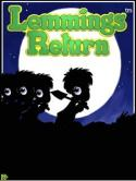 Lemmings Return Java Mobile Phone Game