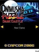Onimusha Puzzle Game for Java Mobile Phone
