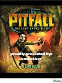 PitFall Jungle Java Mobile Phone Game