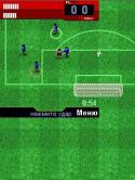 Real Soccer Game for Java Mobile Phone